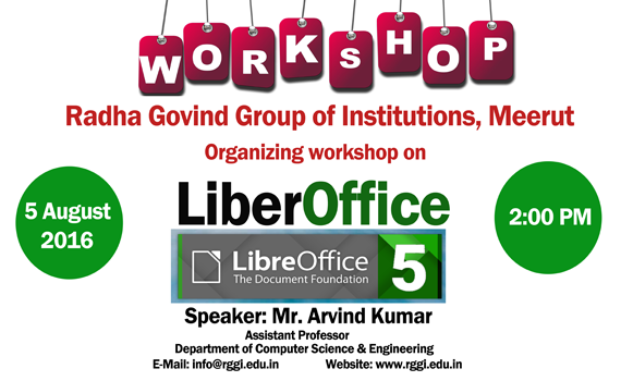 LibreOffice Workshop