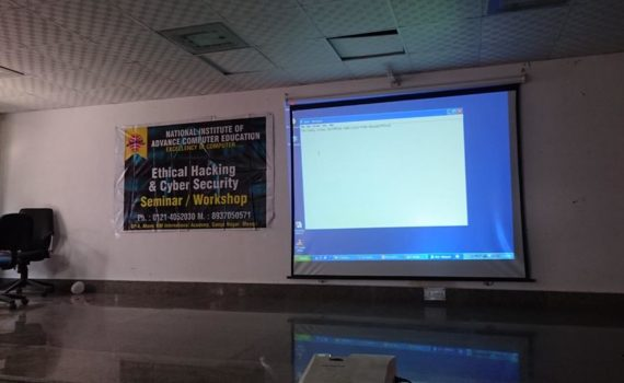 ethical hacking workshop at rggi