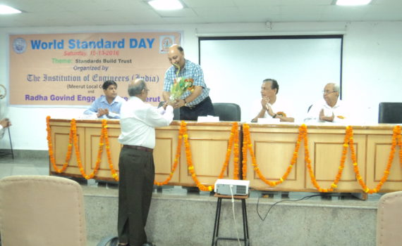 World Standard Day Celebration