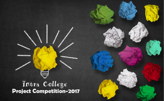 Intra College Project Competition-2017