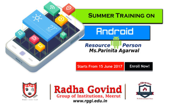 summer training on Android